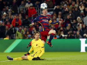 "Messi""den super golll"