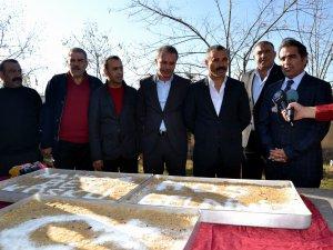Kayseri Basın Haydar Bey Köşk'te