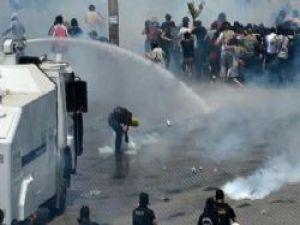 Saray'dan Gezi Parkı Açıklaması Geldi