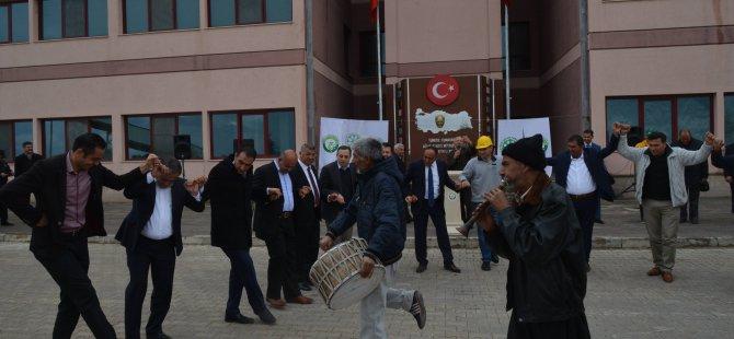 KAYSERİ ŞEKER'DE BAYRAM HAVASI BORÇ BİTTİ