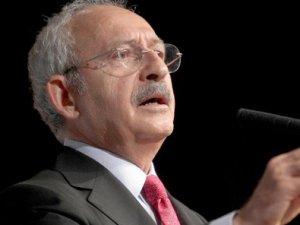 Kılıçdaroğlu :Hendek Kazan Arkadaşlara Sesleniyorum dedi