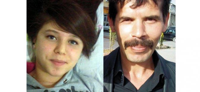 Baba dehşeti bıçakla yaraladığı 17 yaşındaki kızını boğarak öldürdü