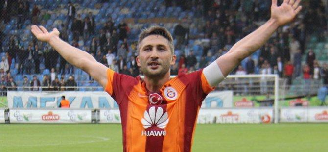 Galatasaray'dan Sabri Sarıoğlu açıklaması