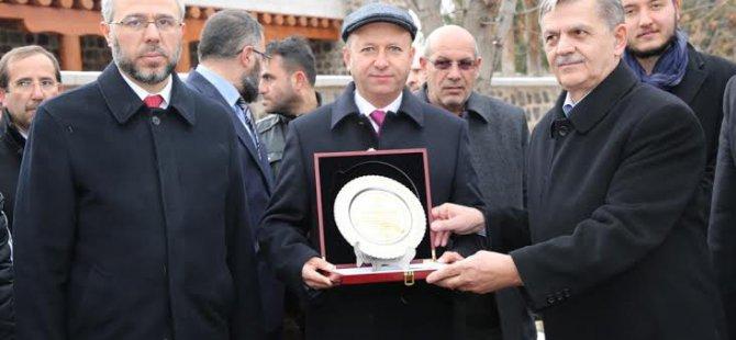 Kocasinan, Tarihi Mescidi Kayseri'ye Kazandırdı