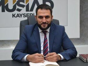 MÜSİAD Kayseri Şube Başkanı Olgunharputlu'dan Rusya açıklaması