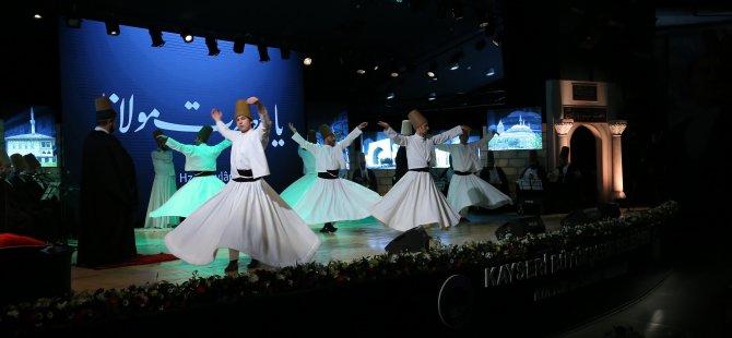KAYSERİ BÜYÜKŞEHİR İLE 'MANAYA YOLCULUK' BAŞLADI