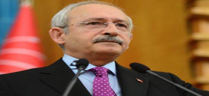 Kılıçdaroğlu'ndan basın özgürlüğü vurgusu