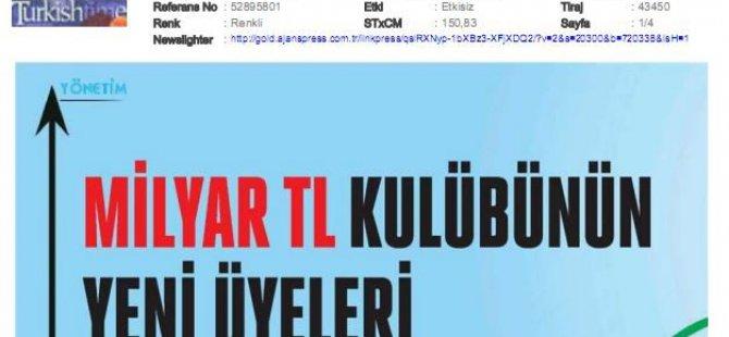 KAYSERİ ŞEKER KÜRESEL ÖLÇEKTE DEVLET LİGİNE GEÇİYOR