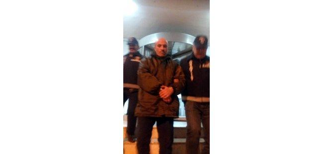 KAYSERİ'DE SUÇ MAKİNESİ POLİSTEN KAÇAMADI