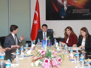 Portekiz Büyükelçisi Kayso'da