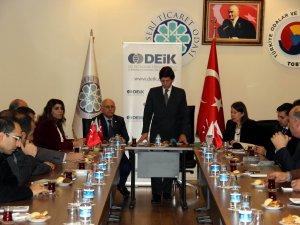 DEİK Türkiye-Portekiz İş Konseyi Kayseri Ticaret Odası'nda seminer