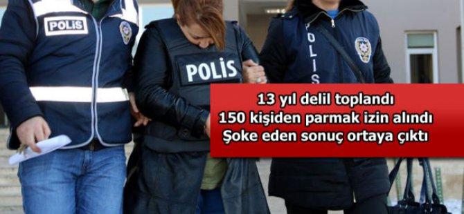 Kayseri'de Kesik Baş cinayeti 13 yıl sonra çözüldü