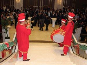 KAYSERİ'DE 5. METEX ETKİNLİĞİ GALA GECESİ DÜZENLENDİ