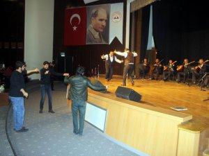 ERCİYES'TE BOZLAK USTALARI ŞENLİĞİ DÜZENLENDİ