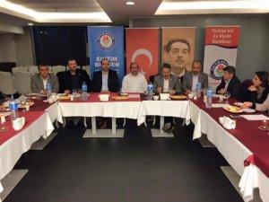 KAYSERİ EBS, OKUL MÜDÜRLERİ İSTİŞARE TOPLANTILARI SONA ERDİ