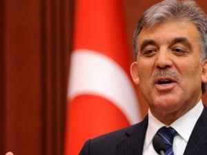 Abdullah Gül'den Taksim Gezi Parkı Açıklaması