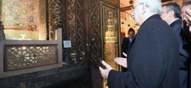Kılıçdaroğlu önce üfledi sonra dua etti