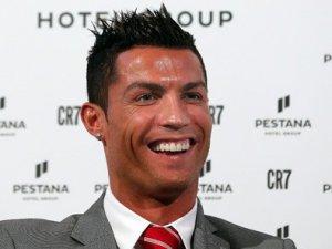 Hayat Ronaldoya güzel be...