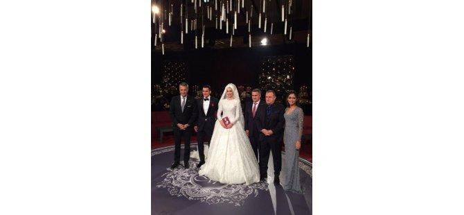Beşiktaşlı Mustafa Pektemek evlendi
