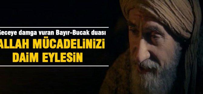 Diriliş Ertuğrul'da Bayır-Bucak Türkmenlerine dua