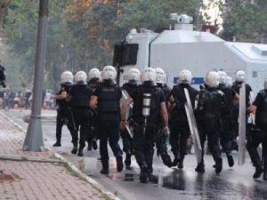 Talas'ta Gezi Parkı Eylemine Gece Yarısı Desteği
