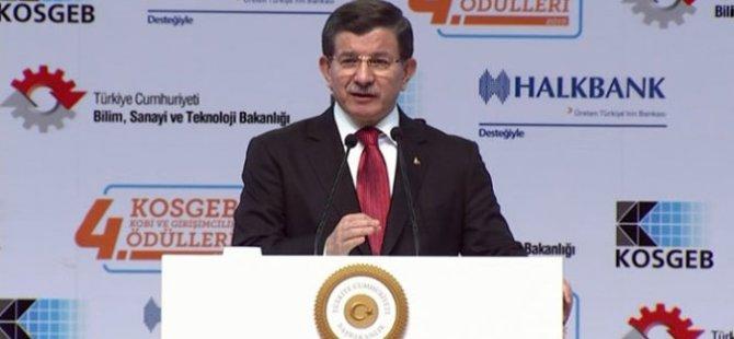 Davutoğlu Demirtaş'ı bombaladı: Tam bir ihanettir