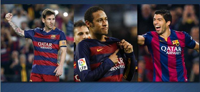Barcelona'nın yıldızlarının aldığı ücretler