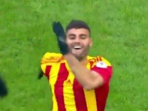 Kayserispor Kupada tek golle güldü