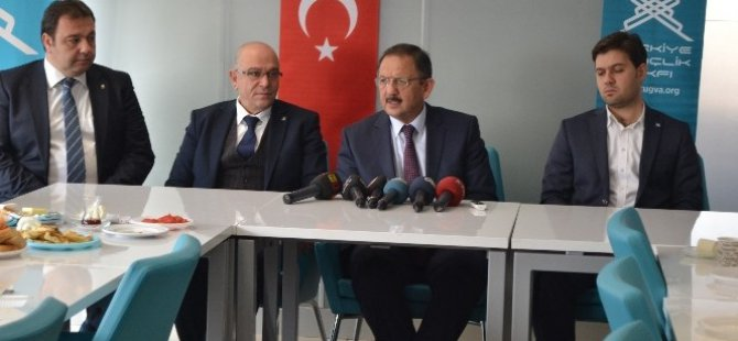 Mehmet Özhaseki:  Kürt devleti kurma hayali var
