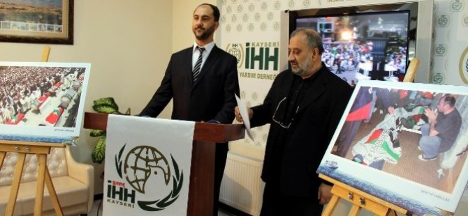 Kayseri'de Mahkeme İsrail'i 251 Bin Tl Tazminata Mahkum Etti