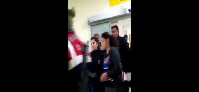 Kayseri'de İşkenceci üvey anne, cezaevinde dövüldü