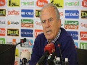 Mustafa Denizli: Kayseri'den 1 puan almak güzel