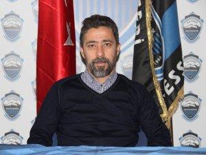 KAYSERİ ERCİYESSPOR'DA HEDEF LİGDE KALMAK