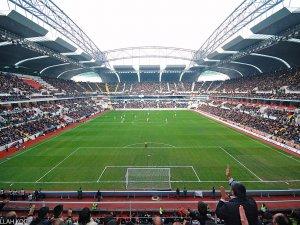 Kadir Has Stadı bu yıl 40 müsabakaya ev sahipliği yaptı