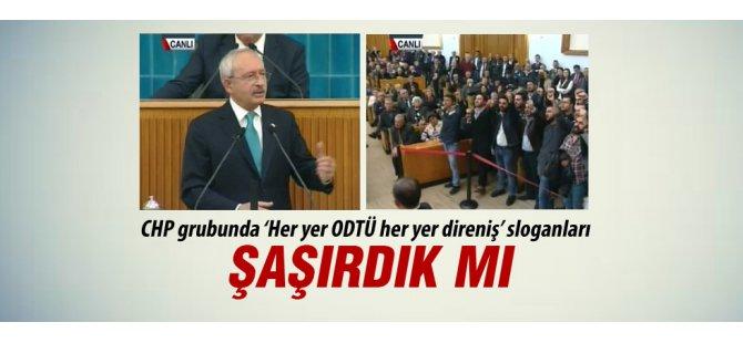 Kılıçdaroğlu Ey Akpartili ODTÜ'ye sınavla girersin