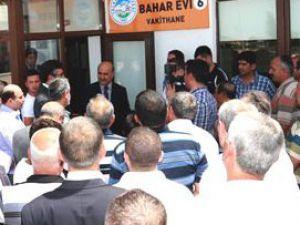 Talas'ta Yaşlılara Yeni Bir Mekan