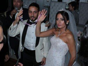 Tarık Trabzonsporlu Erkan Zengin'in kız kardeşi ile evlendi
