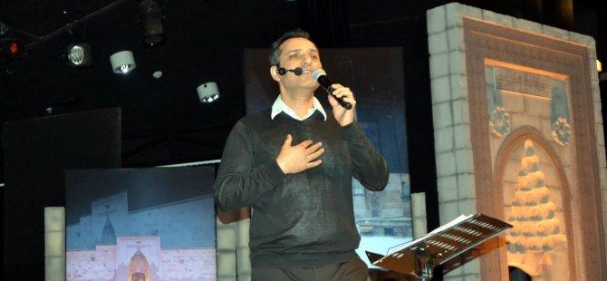 RAFET EL ROMAN KAYSERİ'DE MANAYA YOLCULUK