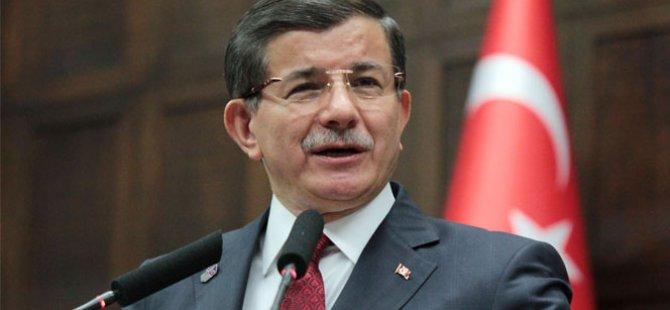 Başbakan Davutoğlu'ndan cuma namazı müjdesi