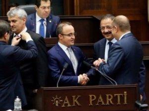MHP'li Belediye Başkanları AK Parti'ye katıldı