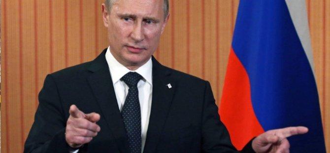 Putin'in şok Türkiye planı