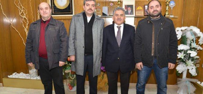 KAPALI ÇARŞI ESNAFI MELİKGAZİ'DE