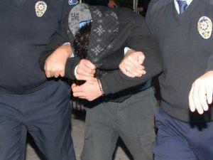 Kayseri'de Operasyonda Polisleri Şaşırtan Silah