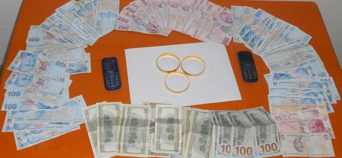 Kayseri'de Telefonla 13 bin tl dolandırdı