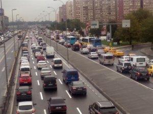Trafik'te en çok hangi Renk otomobil var