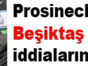 Prosinecki'den Beşiktaş iddialarına yanıt