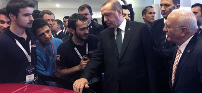 CUMHURBAŞKANI ERDOĞAN KAYSERİ'YE GELİYOR