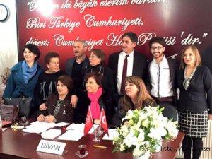CHP Kayseri Kadın Kolları başkanını seçti