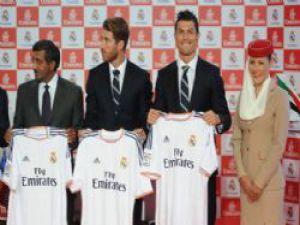 Real Madrid, Emirates ile anlaştı