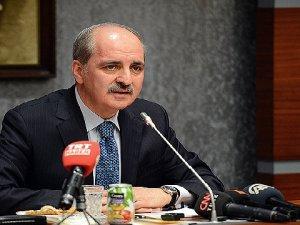 Kurtulmuş HDP'li belediyelerle ilgili konuştu: